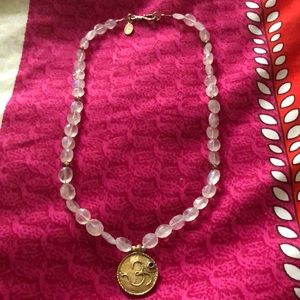 Satya OM necklace